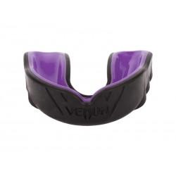 Venum Challenger Black / Purple Boxing Gel Mouthpiece
