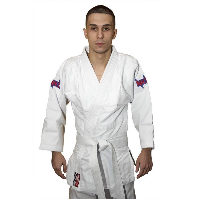 White Judogi 360 NKL
