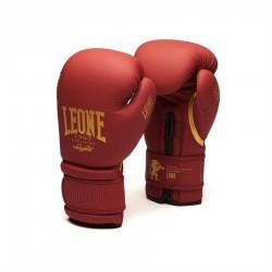 Boxing gloves LEONE burgundy GN059