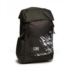 Leone Neo Camo Black Urban Backpack