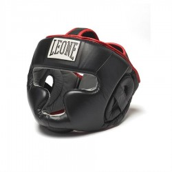 Leone Full Cover Boxing Helmet