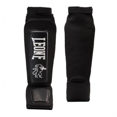Leone Defender kick boxing shin guards
