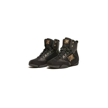 Leone Premium Boxing and Fighting Boots
