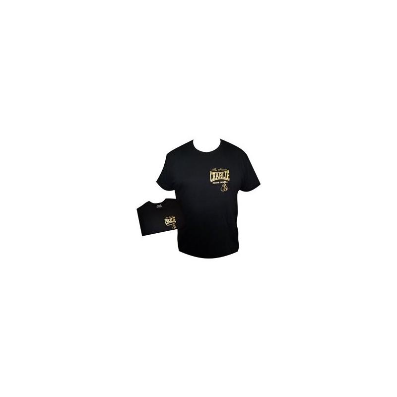 Camiseta femenina Charlie  Gold