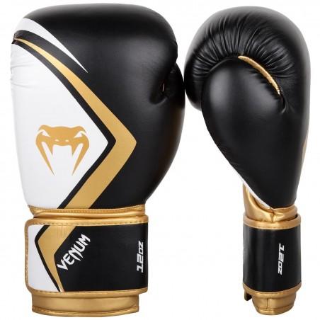 Venum boxing gloves contender 2.0 ne/bl/gl
