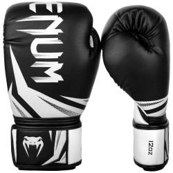 Venum boxing gloves challenger 3.0 black/white
