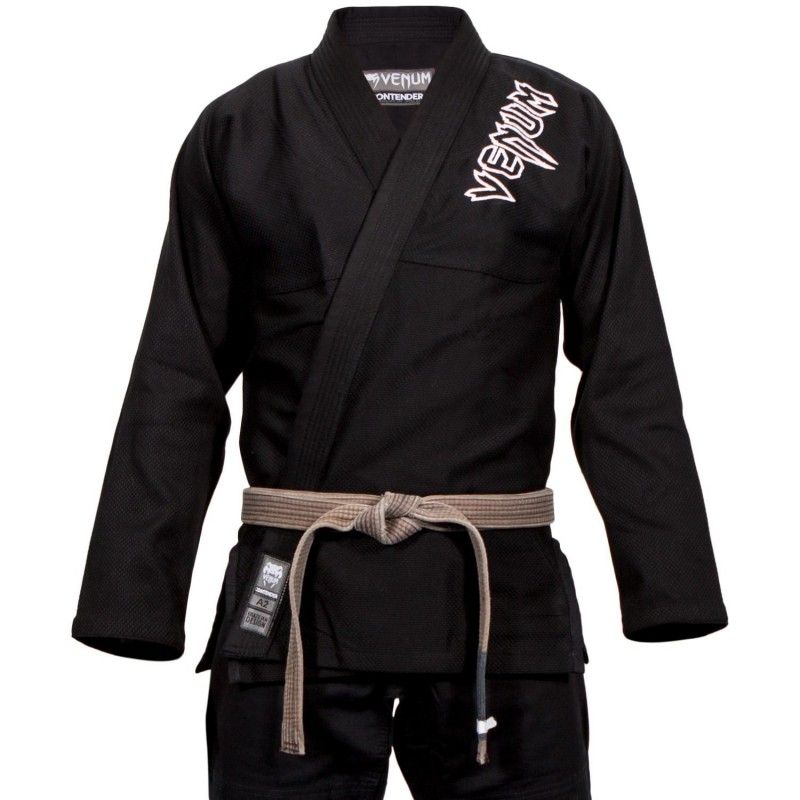 Kimono BJJ Venun Contender 2.0 Negro