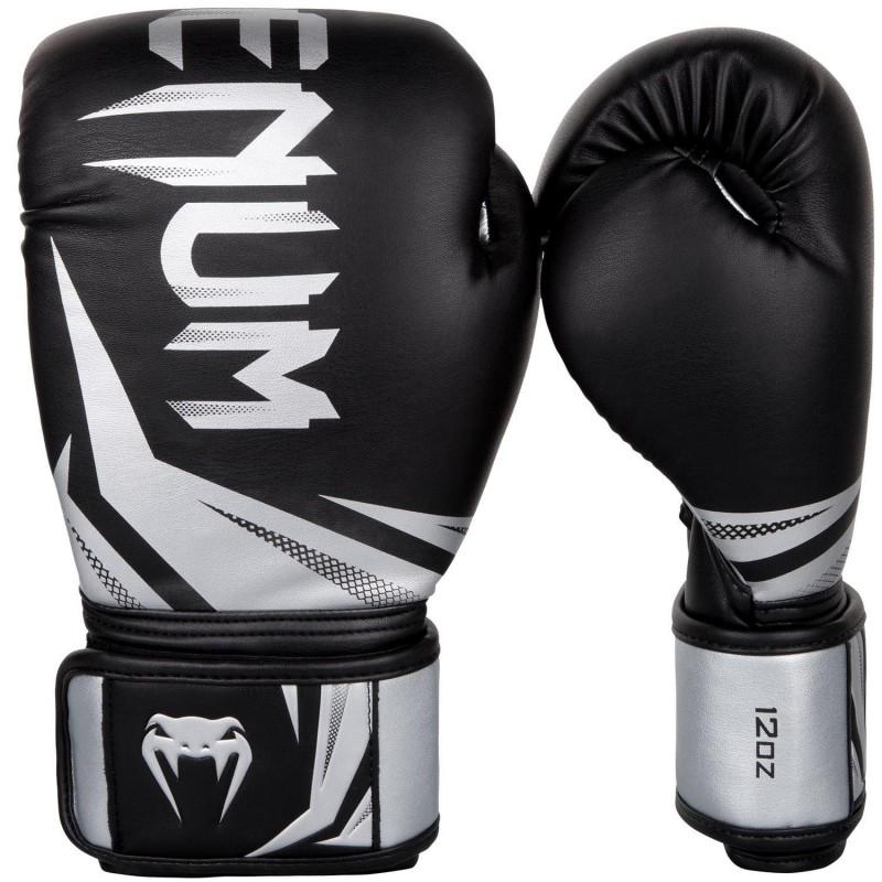 Venum boxing gloves challenger 3.0 black/gray