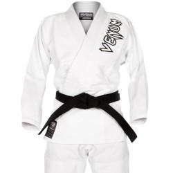 Venum Contender White BJJ Kimono 2.0