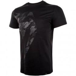 Venum Tecmo Giant T-Shirt Black / Black