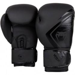 Venum Contender 2.0 Boxing Gloves Black / Black