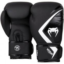 Venum Contender 2.0 Boxing Gloves Black / Gray / White