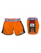 MUAY THAI TROUSERS - Muay thai training and competition shorts