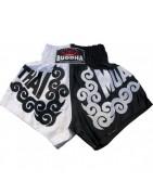 boxing shorts, muay thai and kick boxing
